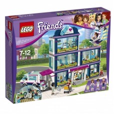 LEGO Friends Heartlake'i haigla 41318